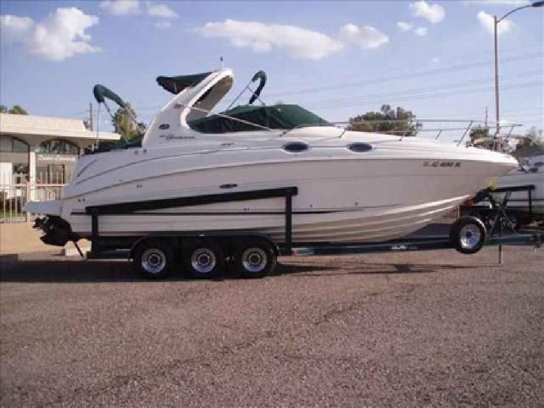 $70,000 2005 Sea Ray 280 SUNDANCER