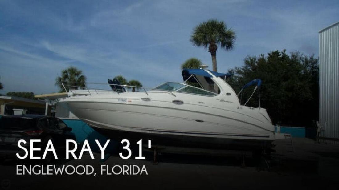 2003 Sea Ray Boats 280 Sundancer Englewood FL