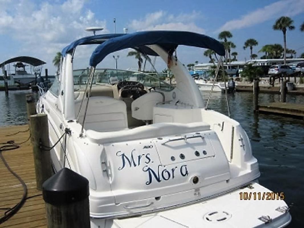 2003 - Sea Ray Boats - 280 Sundancer in Englewood, FL