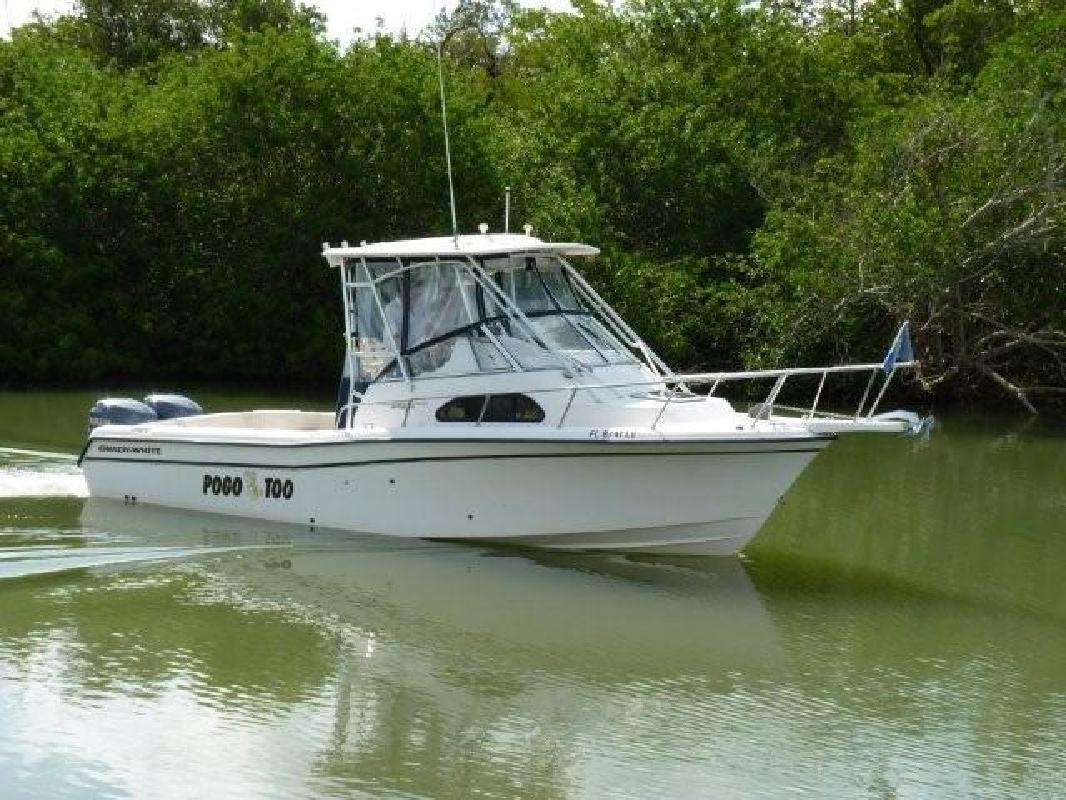 2002 28' Grady-White 282 Sailfish