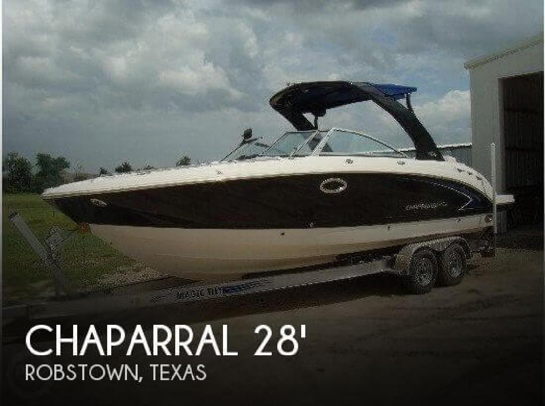 2008 Chaparral Boats Sunesta 284 Robstown TX