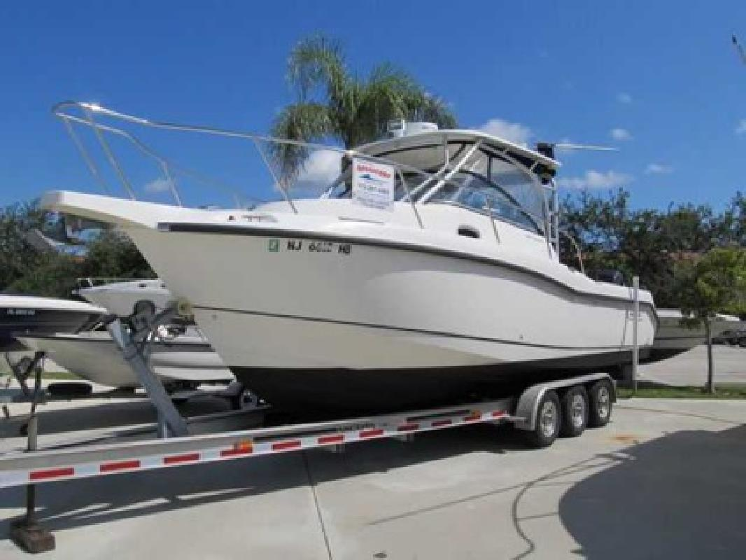 $87,000 2006 Boston Whaler 285 CONQUEST