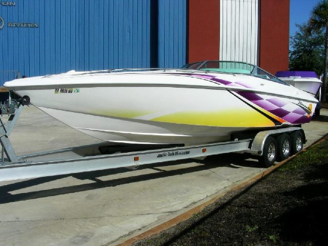 2004 28 Sunsation 288 Mid Cabin For Sale In Destin