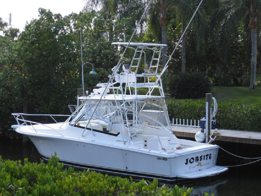 2005 28' Luhrs Corp. 28 Open Fisherman in Stuart, Florida