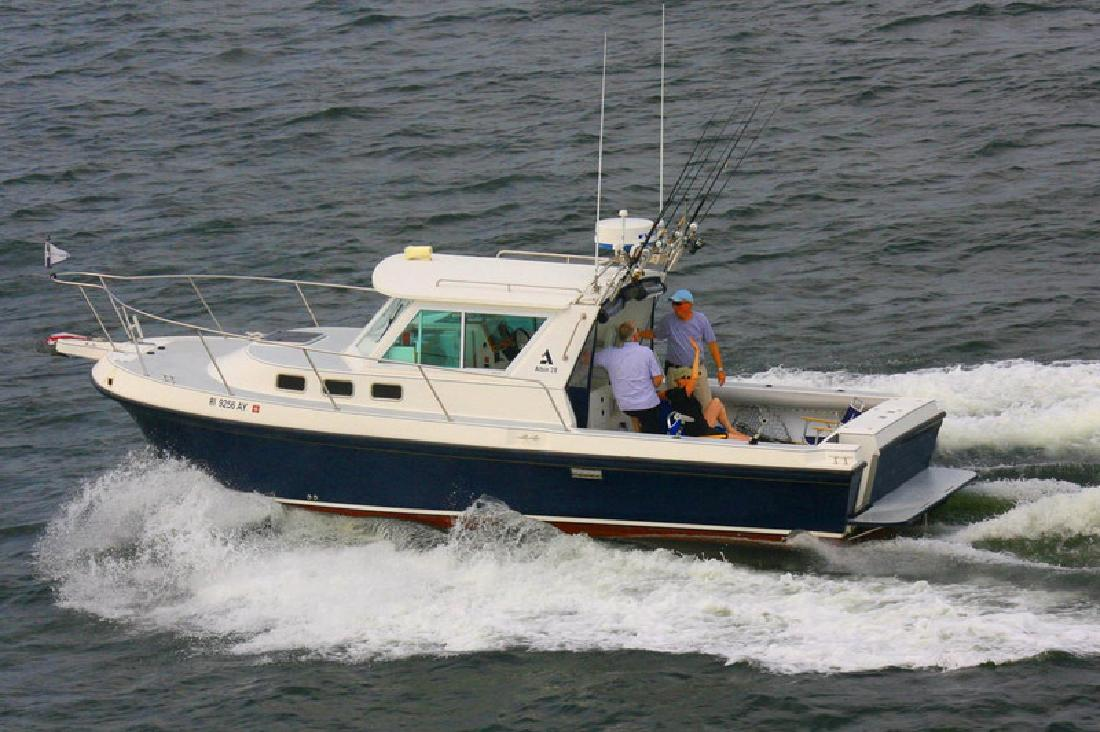 2003 28' Albin 28 Tournament Express for sale in North