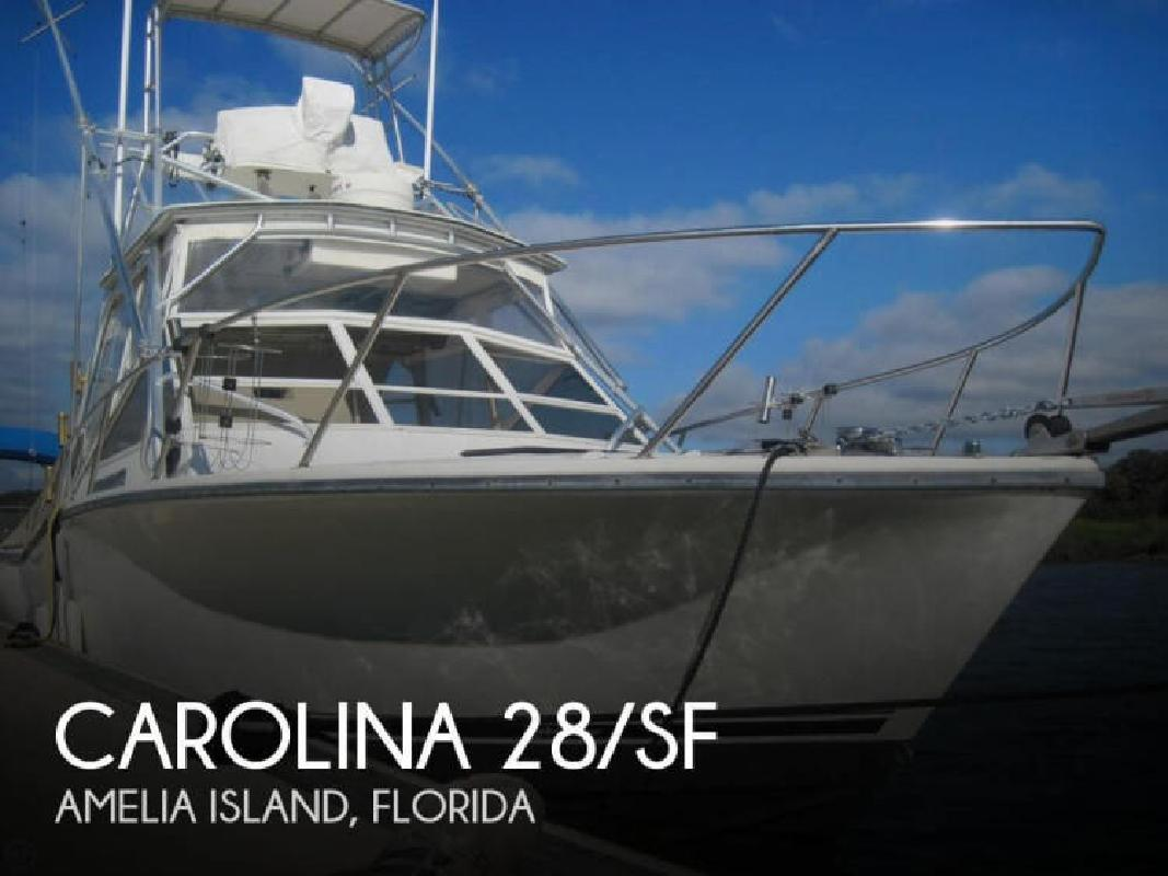 2003 Carolina Classic Boats 28SF Amelia Island FL