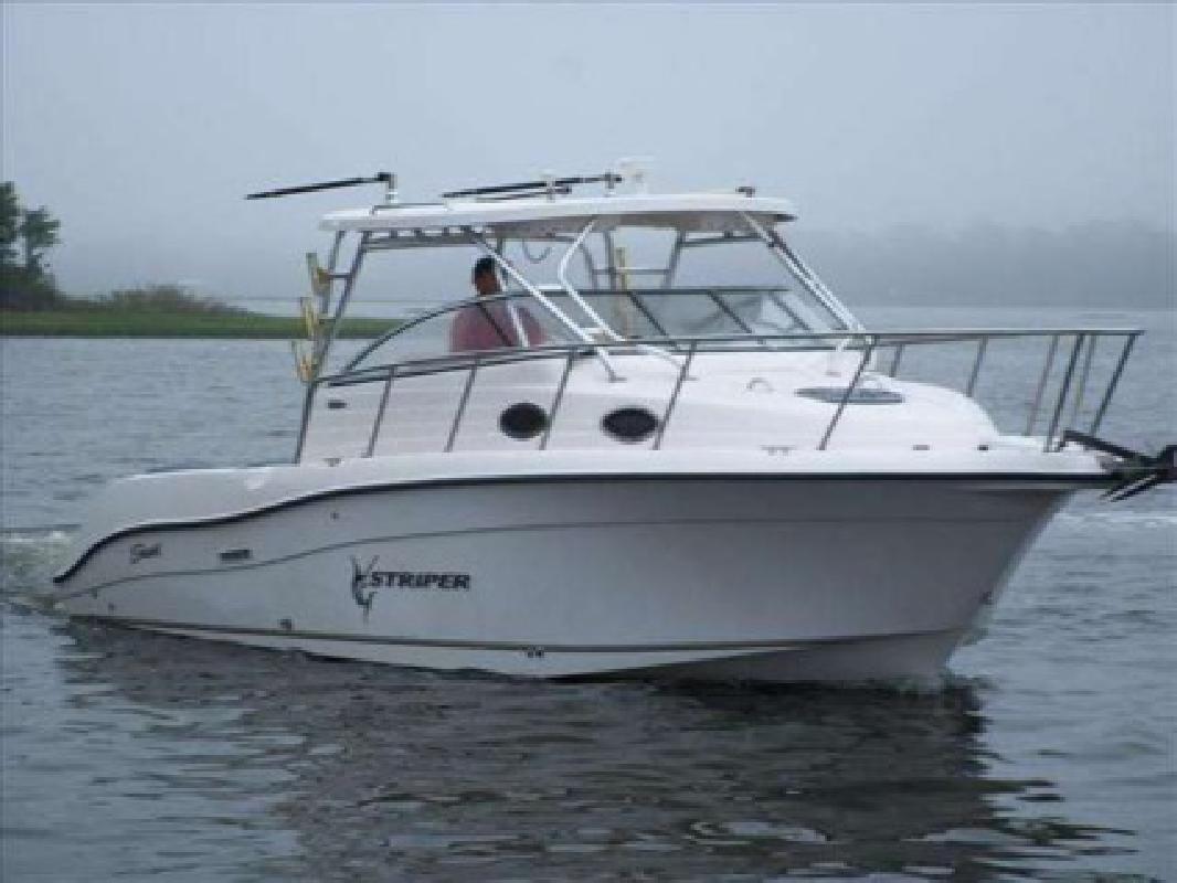 $83,000 2006 Seaswirl 2901 WALKAROUND
