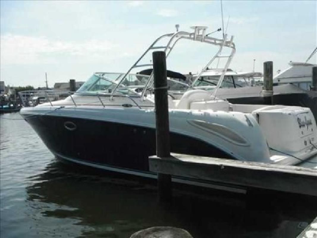 $77,500 2006 Sea Ray 290 AMBERJACK