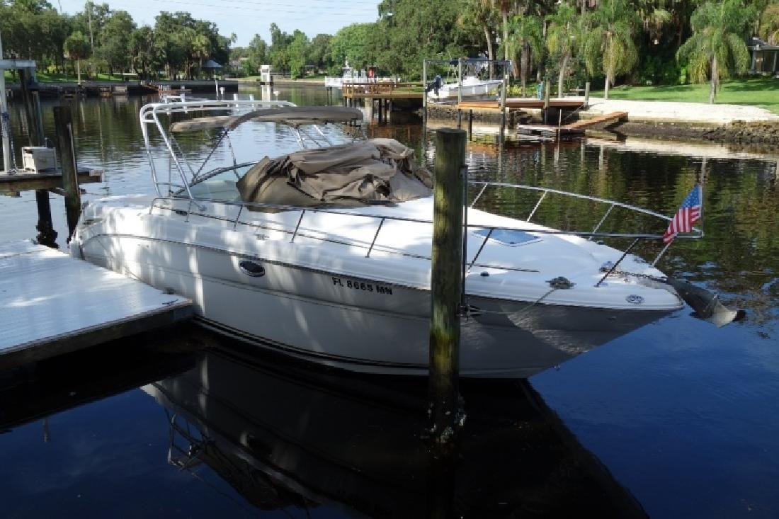 2002 - Sea Ray Boats - 290 Amberjack in Tampa, FL