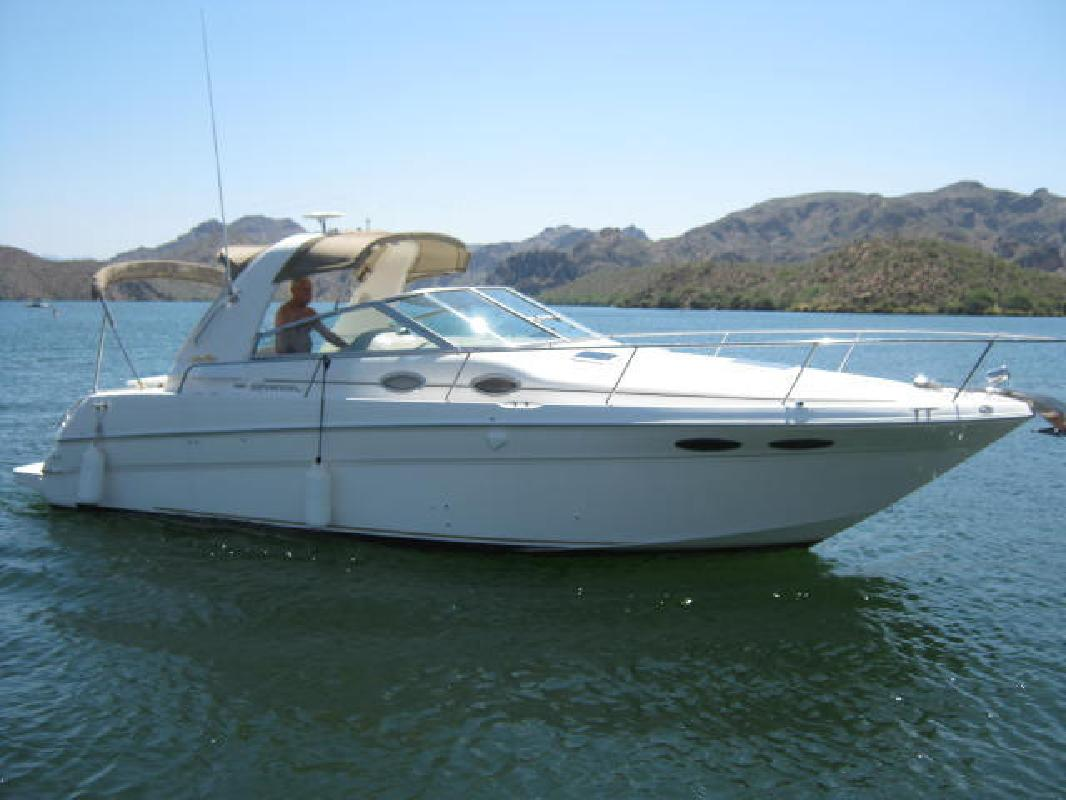1999 Sea Ray Boats 290 SUNDANCER Tempe AZ
