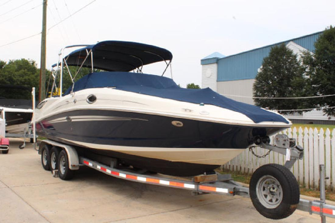 2008 Sea Ray Boats 290 Sundeck Woodbridge VA