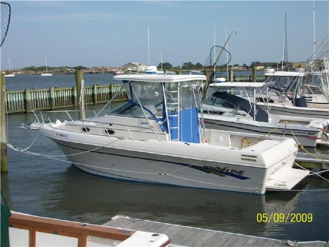 1997 29' Pro-Line Boats, Inc. 2950 Walkaround (Turn Key!)