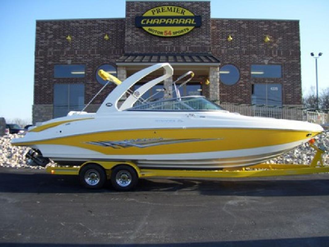 $59,900 2008 Rinker 296-ARCH-LOADED-CLEAN-LOW HOURS-8.1