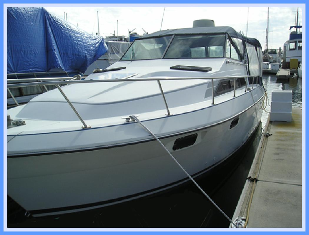 1986 29' Cruisers 297 Elegante for sale in San Diego, California | All Boat ...