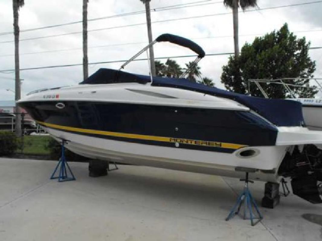 $34,900 2001 Monterey 298 SS