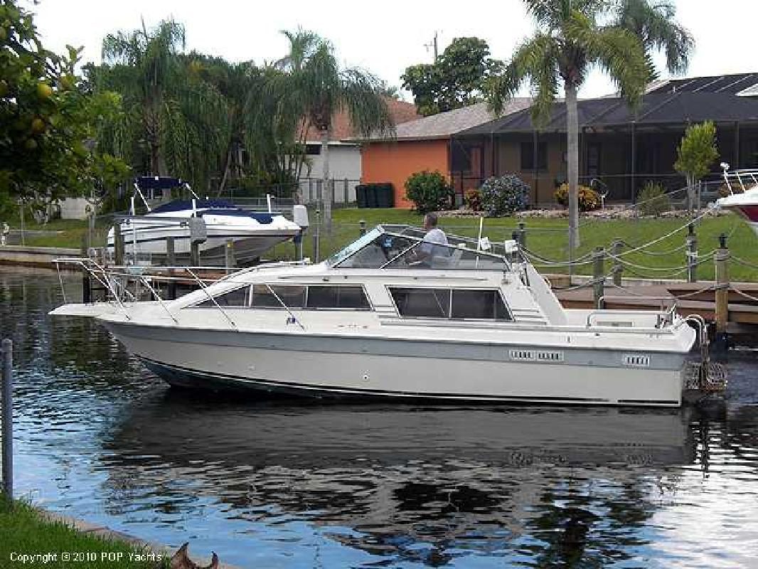 1987 29' Silverton 29 Sport Cruiser