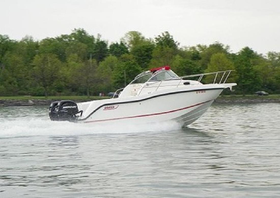 $135,000 2011 Boston Whaler 2SS Conquest