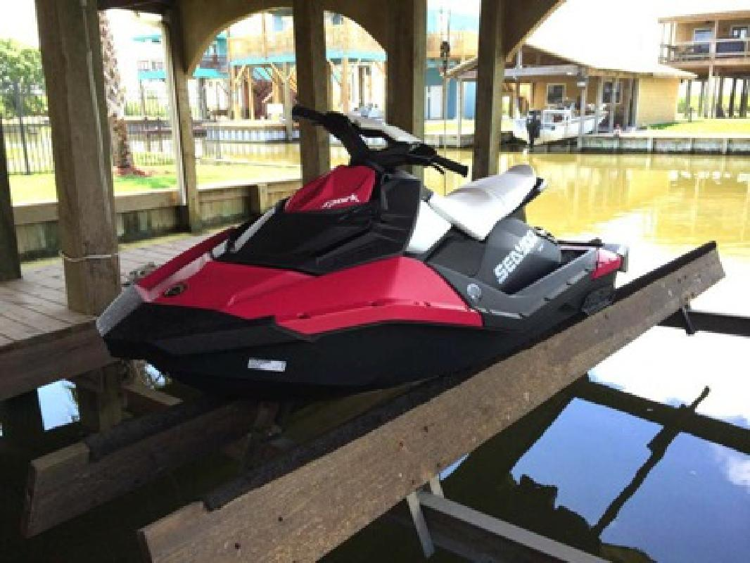 $2,399 2014 Sea-Doo Spark 3-up with IBR