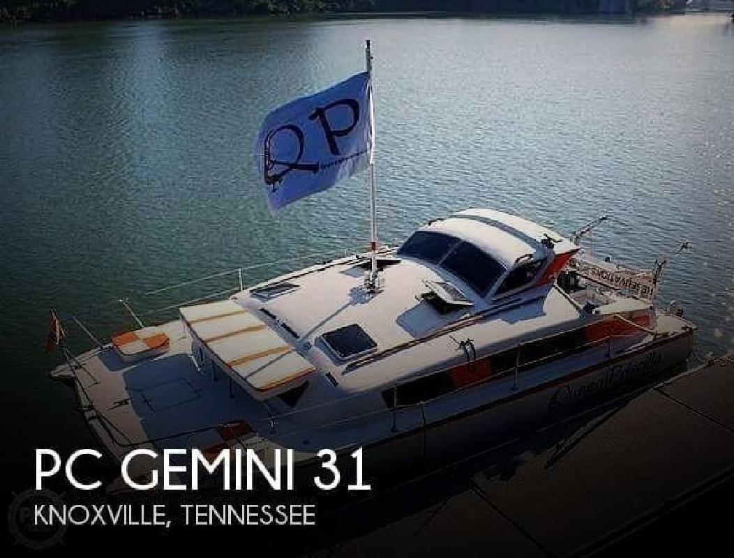 1984 Gemini Boats 3000 Knoxville TN