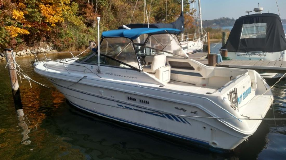 31- Sea Ray Weekender 300 in Annapolis, MD