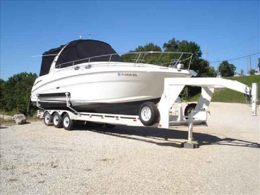$125,000 2007 Sea Ray 300 SUNDANCER