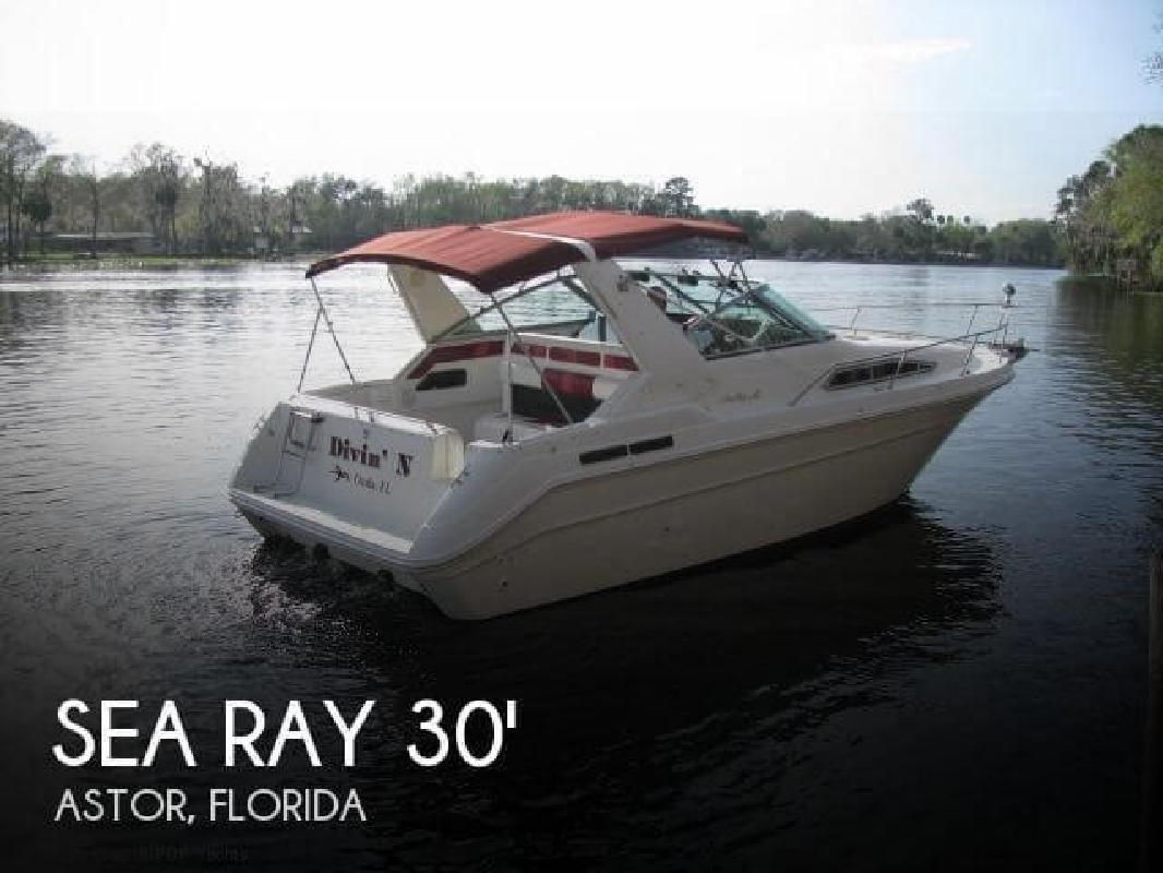 1992 Sea Ray Boats 300 Sundancer Astor FL