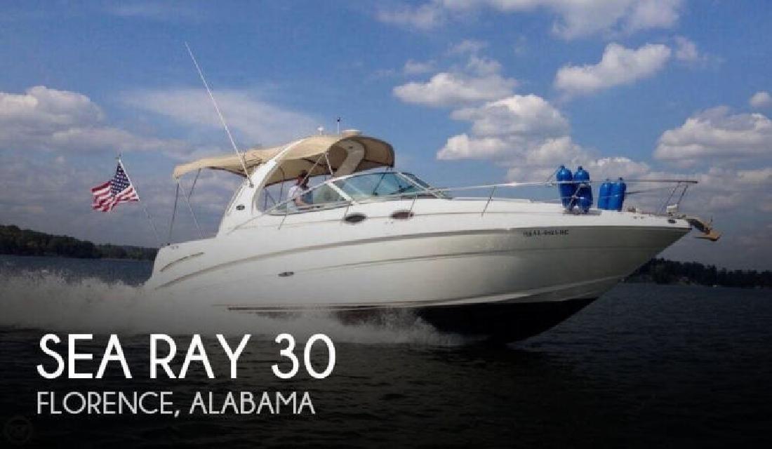 2003 Sea Ray Boats 300 Sundancer Florence AL