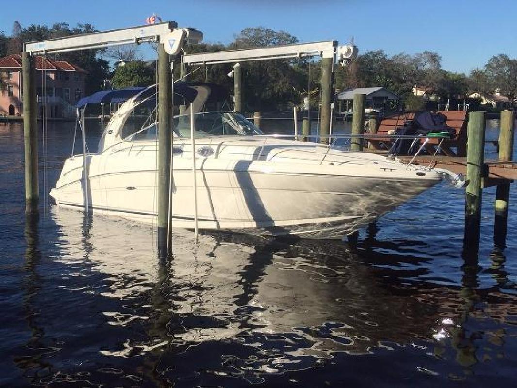 2004 Sea Ray SUNDANCER 300 Tampa FL