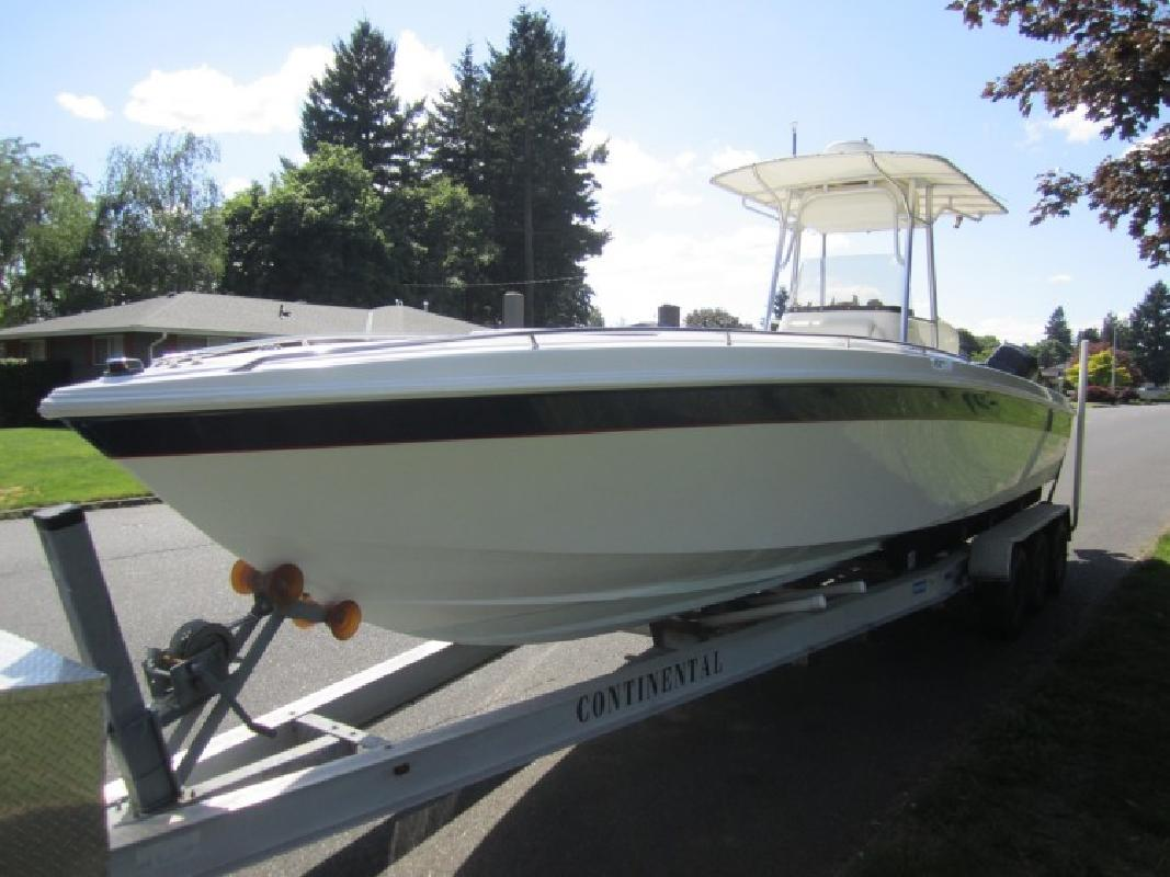 1998 Wellcraft Scarab Sport 302 in Portland, OR