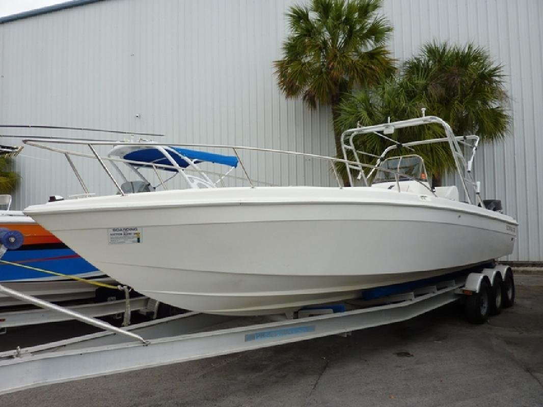 1999 30' Wellcraft 302 Scarab Sport in Fort Lauderdale, Florida