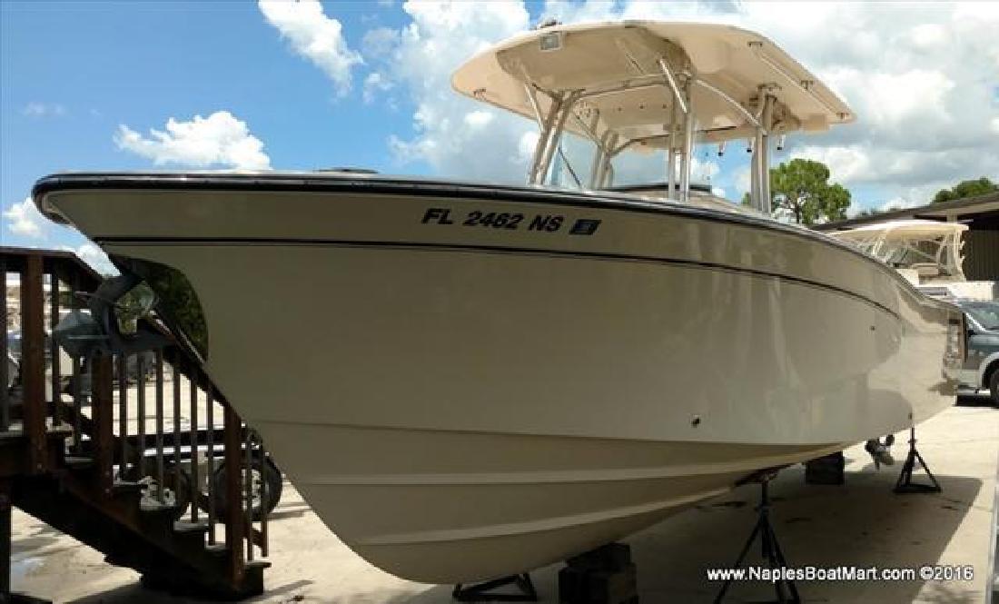 2008 Grady-White Boats Bimini 306 Naples FL