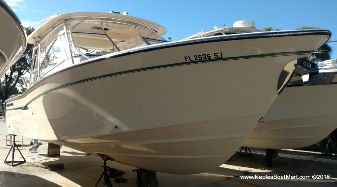 2014 Grady-White Boats Freedom 307 Naples FL