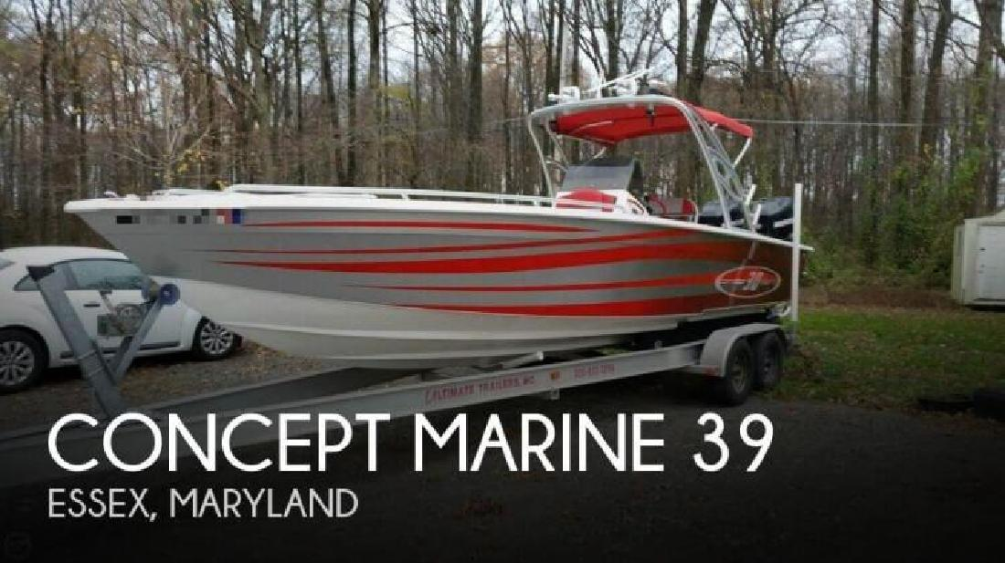 2009 Concept Marine 30 Essex MD