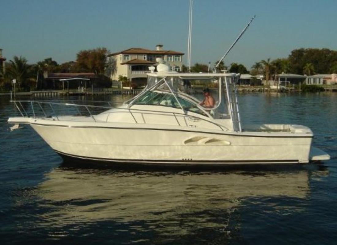 2006 30' Rampage 30 Offshore Express in Naples, Florida