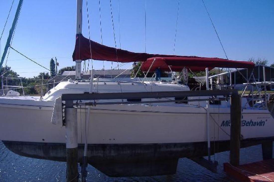 1992 Endeavour Catamaran Endeavourcat 30 Punta Gorda FL