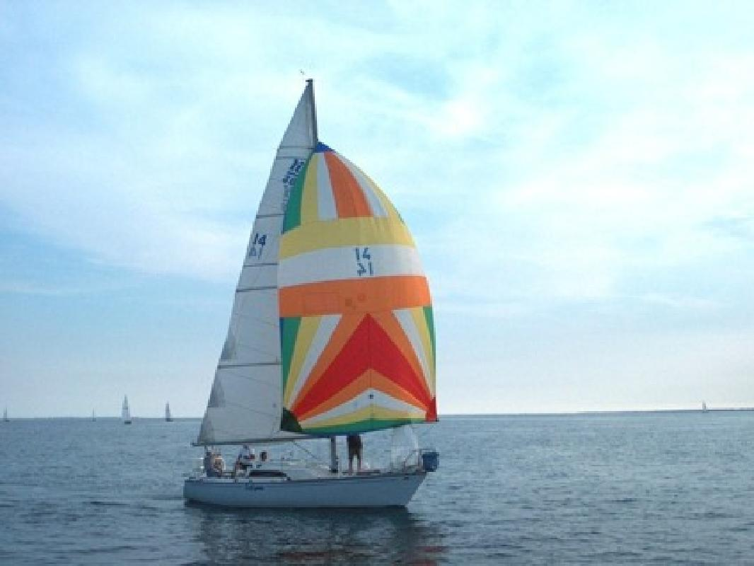 $15,800 1981 Kirby 30 Sailboat