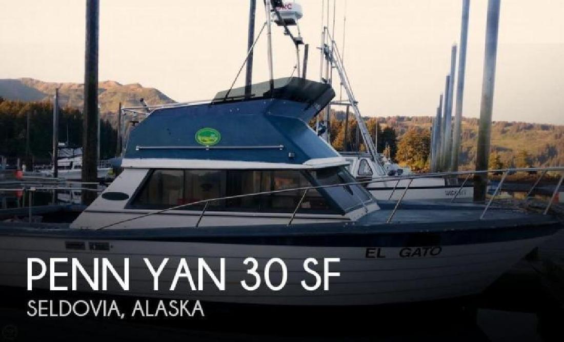 1979 Penn Yan Marine 30 SF Seldovia AK