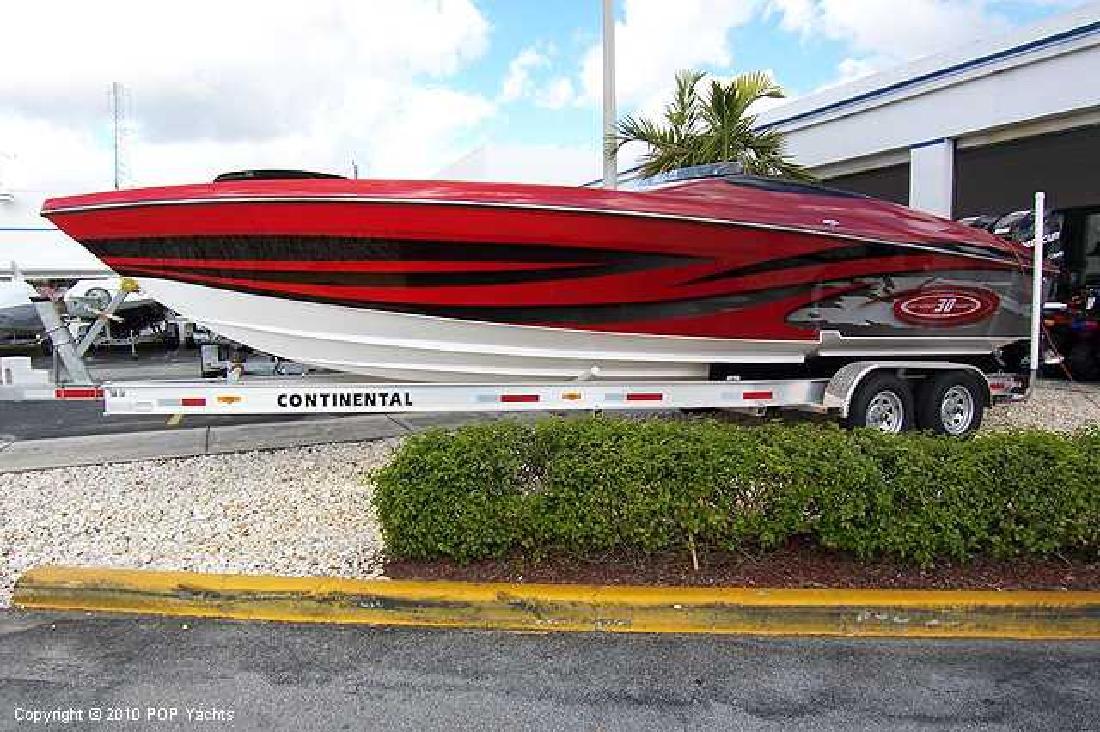 2009 30' Concept Boats 30 Sport Deck