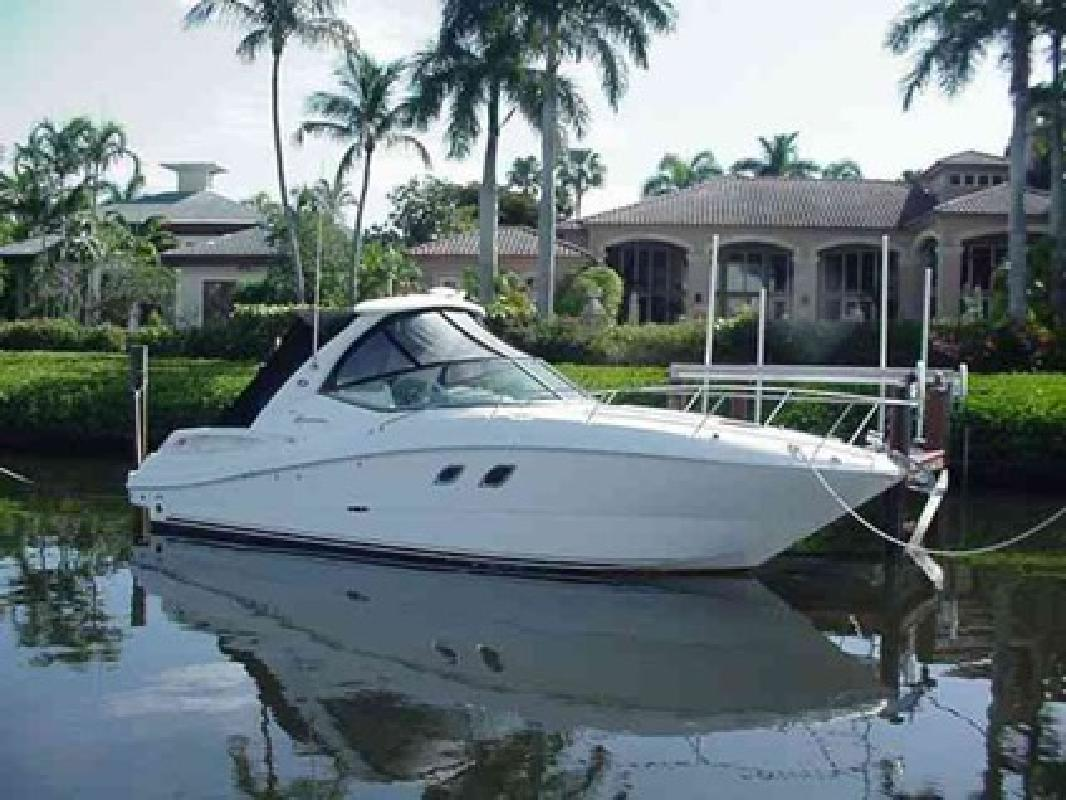 $119,000 2007 Sea Ray 310 SUNDANCER