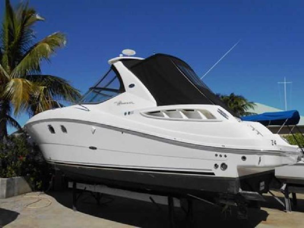 $98,900 2007 Sea Ray 310 SUNDANCER