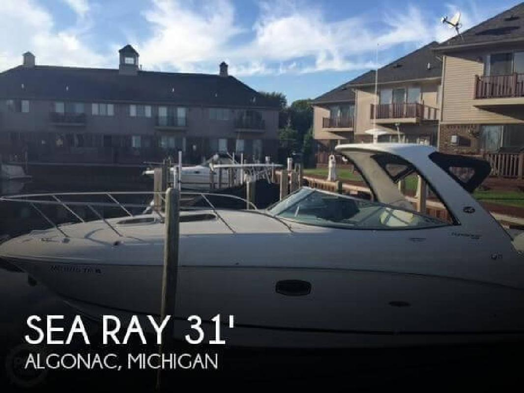 2012 Sea Ray Boats 310 Sundancer Algonac MI