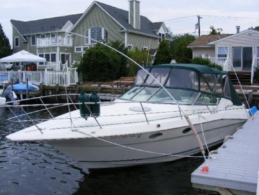 1995 31' Cruisers 3120 Aria