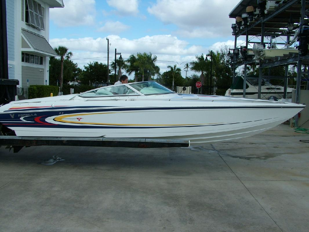 2003 31' Formula 312 Fastech for sale in Naples, Florida | All Boat ...