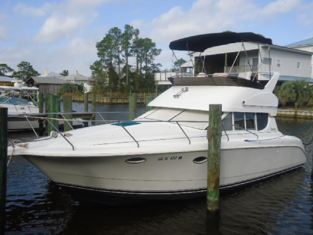 1998 31' Silverton 312 SEDAN for sale in Orange Beach, Alabama | All Boat ...