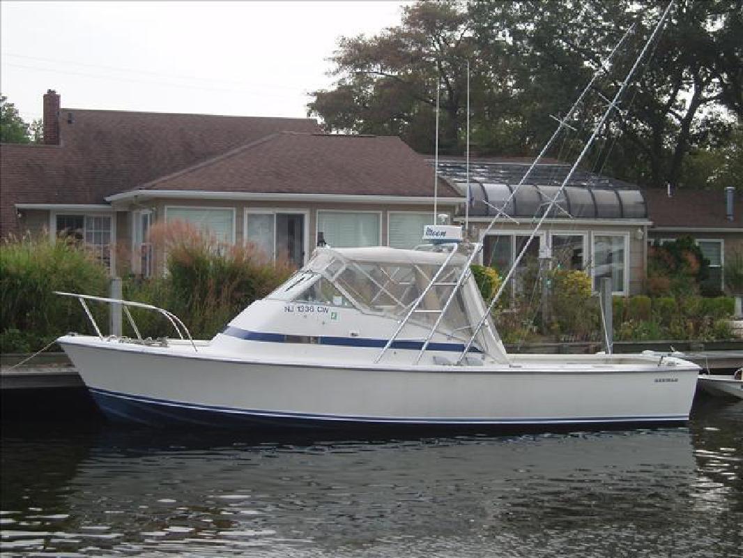 1966 31' Bertram Yachts 31 Bahia Mar in Brick, New Jersey