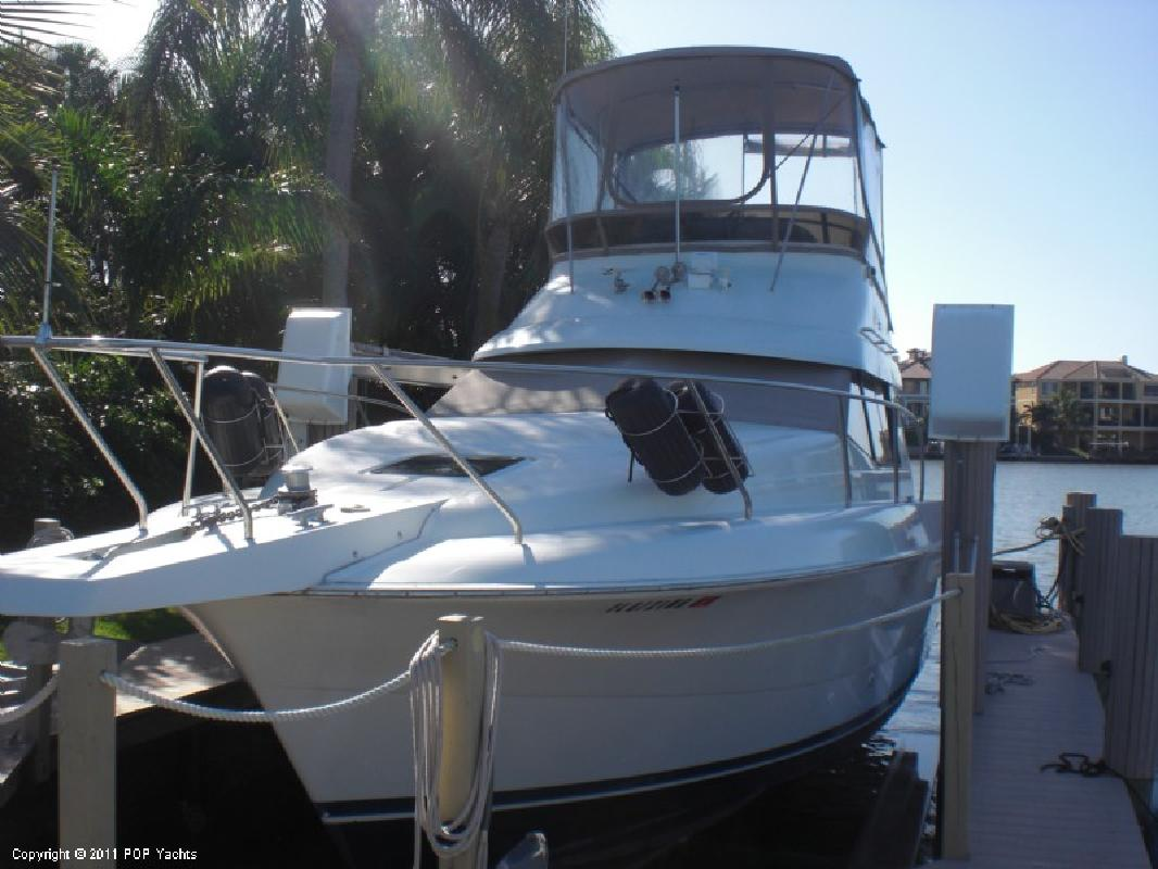 1994 31' Silverton 31 Convertible for sale in Naples, Florida | All Boat ...