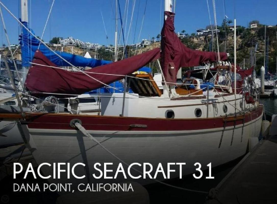 1978 Pacific Seacraft Mariah 31 Dana Point CA