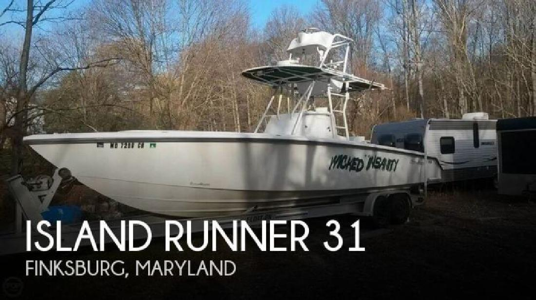 2001 Island Runner 31 Finksburg Md For Sale In Finksburg