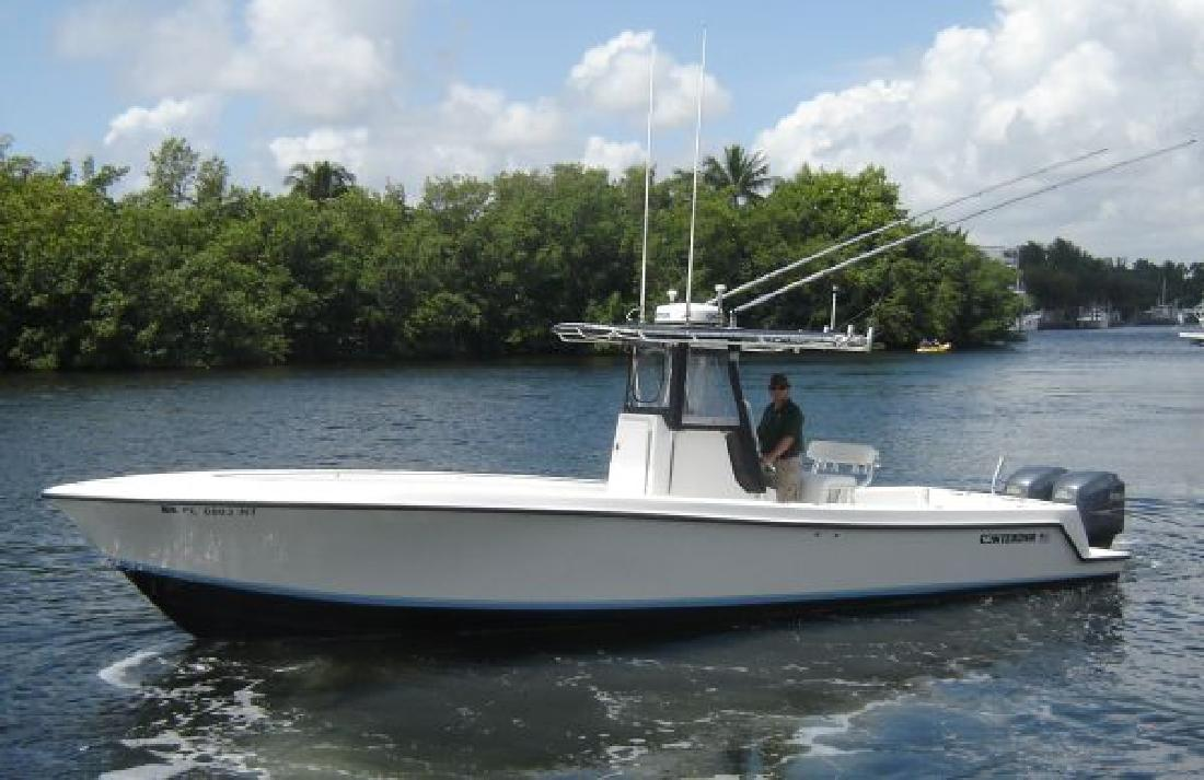 2007 31' Contender 31 Open for sale in Miami, Florida | All Boat Listings.com