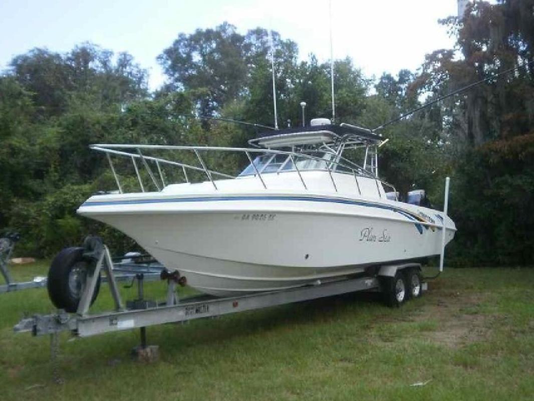 1996 31' Fountain Powerboats Inc. 31 Sportfish Cruiser (2004 Power!)